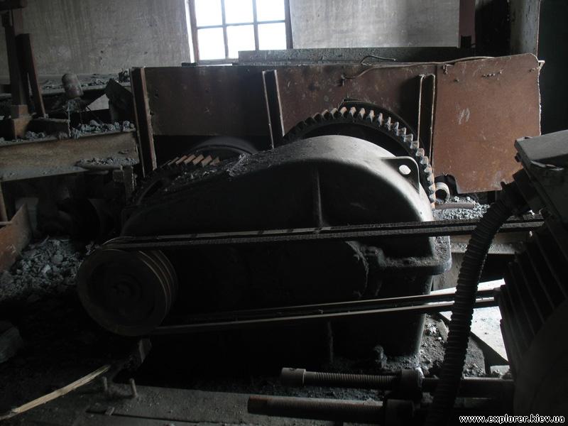 Мотор конвеера