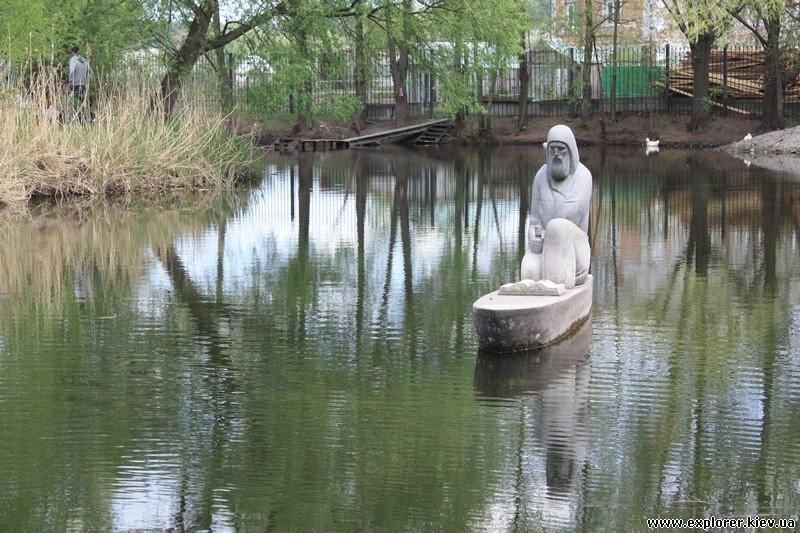 Скульптура Елисея Плетенецкого