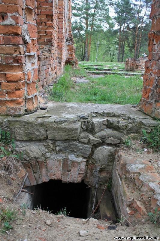 Подземелье замка