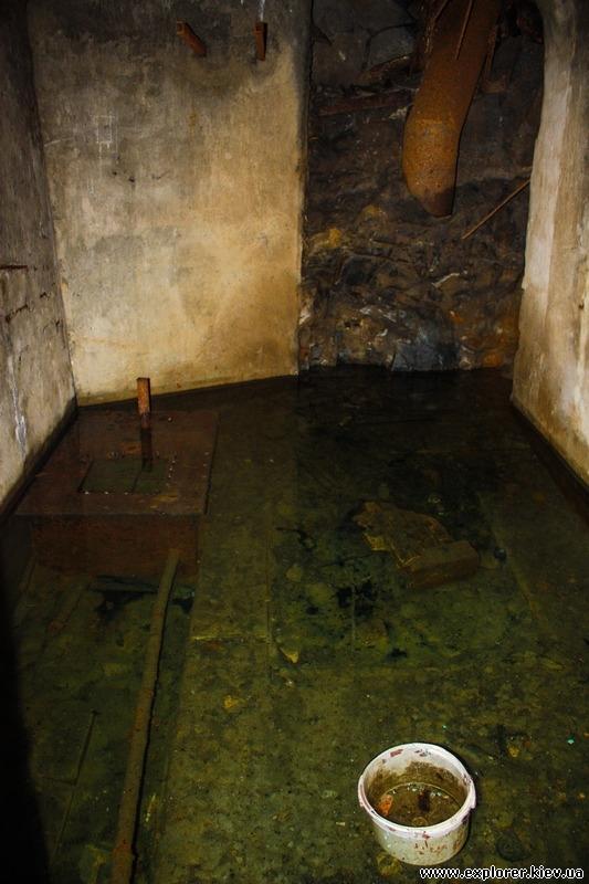Затопленная комната