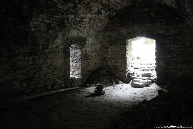 Подземелье Скала-Подольского замка