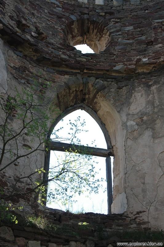 Окно башни