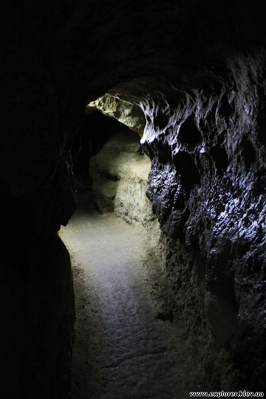 Ход кристальной пещеры