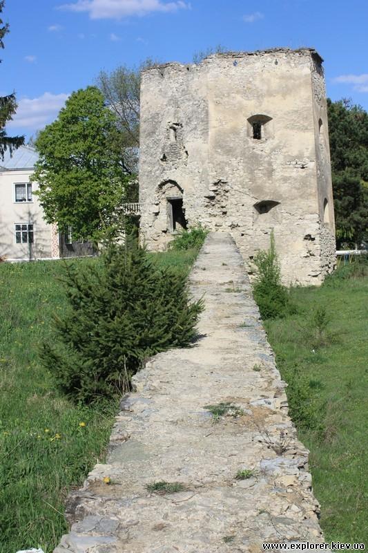 Крепостной мур