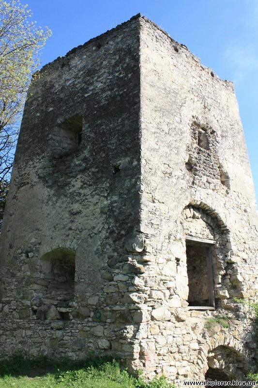 Крепость прямоугольной формы