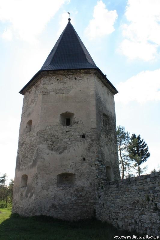 Башня Кривченского замка