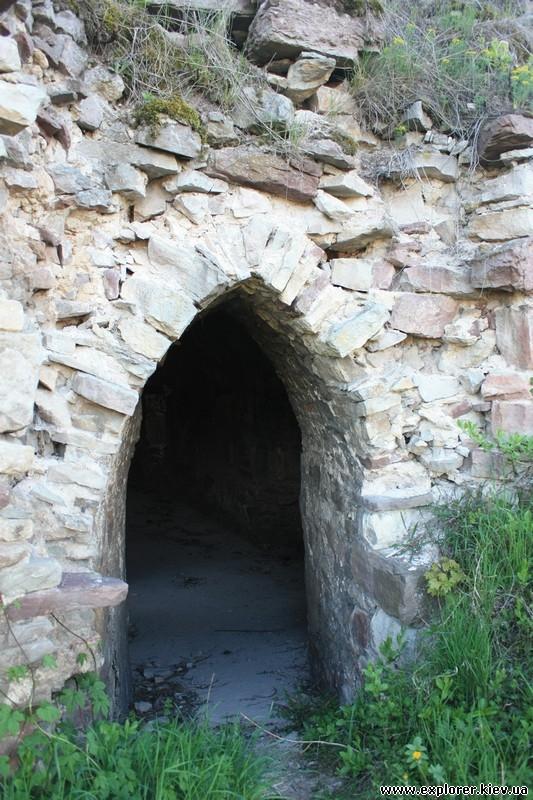 Проход в подземелье