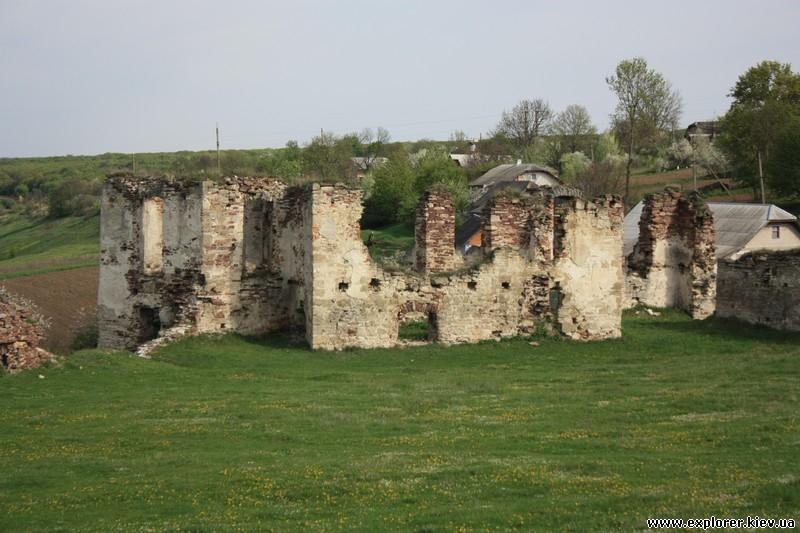 Руины Пидзамочка