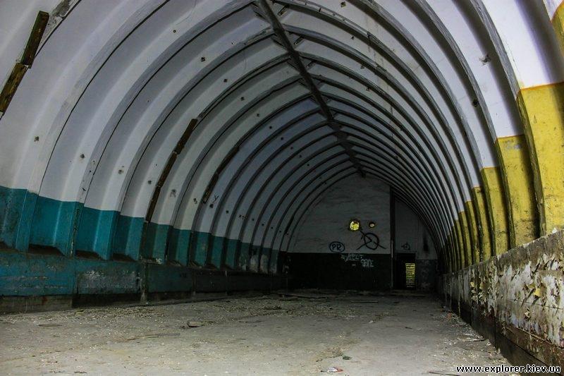 Стены из арок