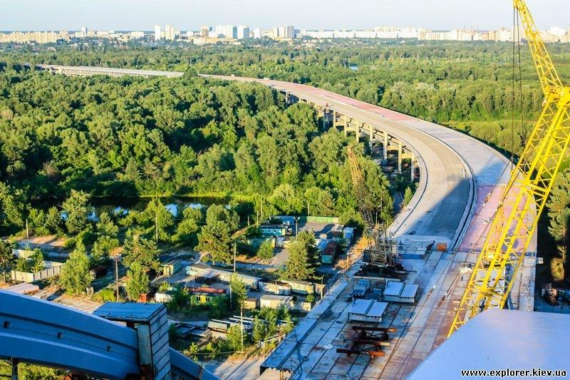 Трасса Подольско мостового перехода