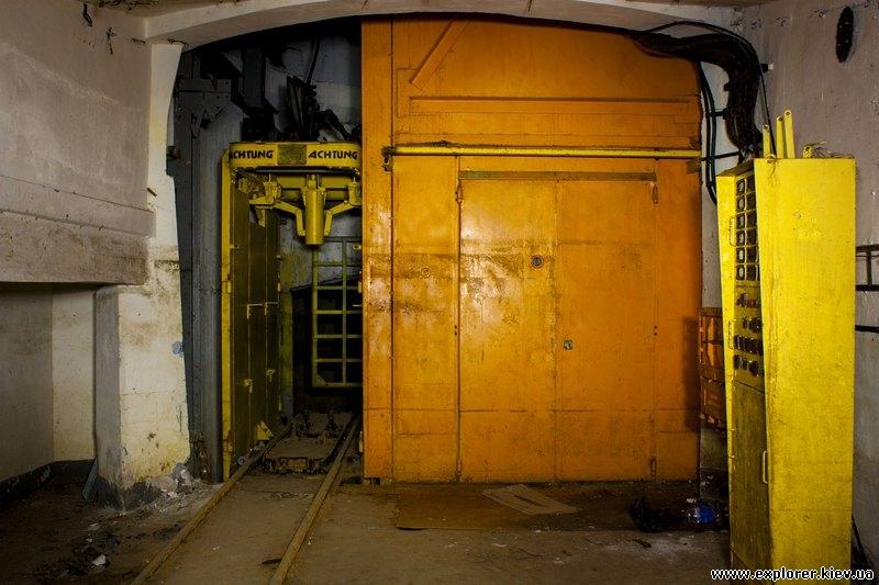 Шахтный лифт