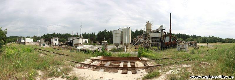 Завод на месте военной части