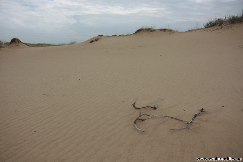 Украинская пустыня