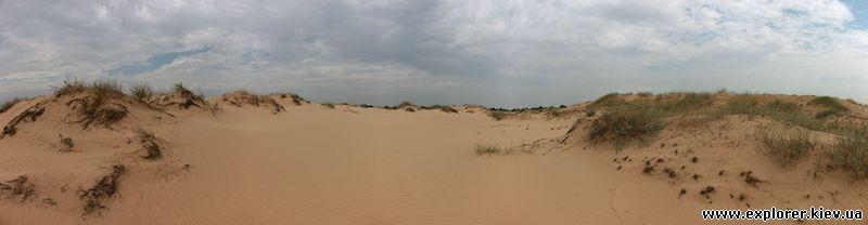 Песочная панорама