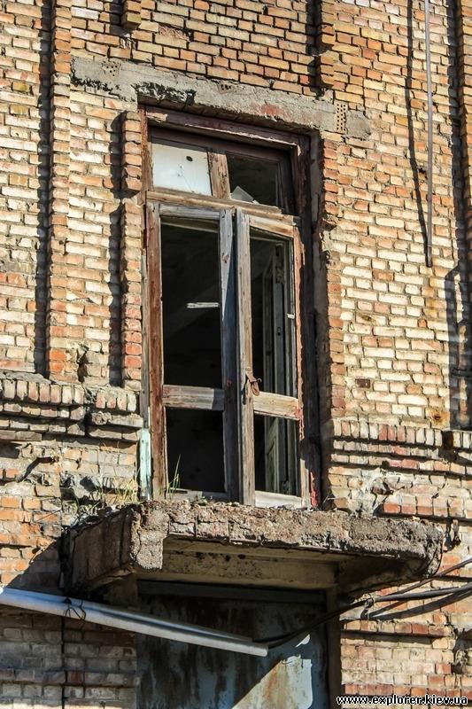 Окно и рама