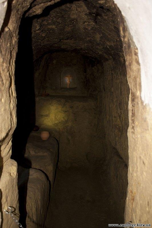Гнилецкие пещеры