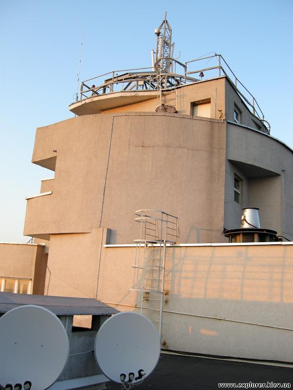 Антенны на крыши