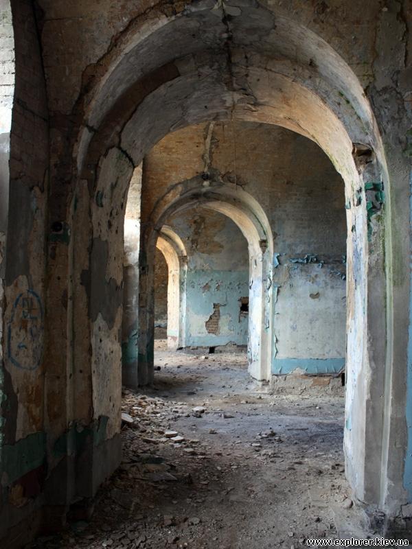 Башня №4 Киевской крепости
