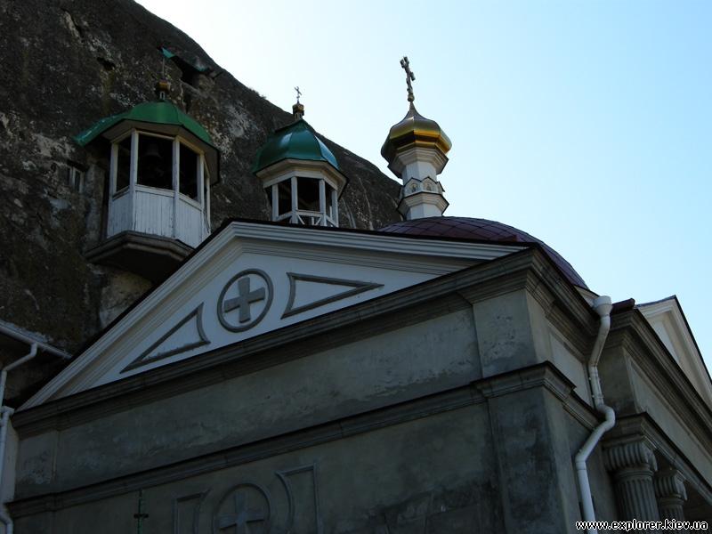Церковь Инкерманского монастыря