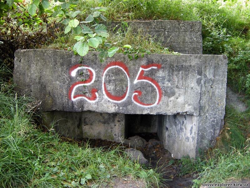 ДОТ №205