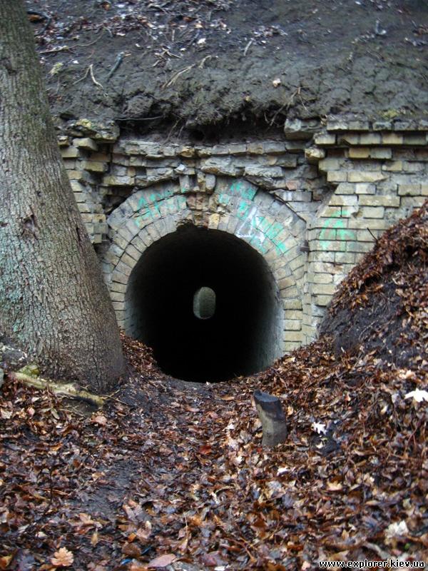 Дренажка (пещера пятерых)