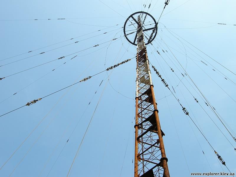 Радиопередающий центр в Броварах