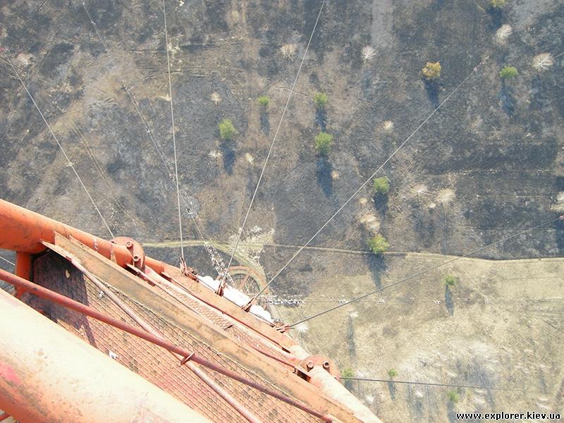На высоте 260 метров
