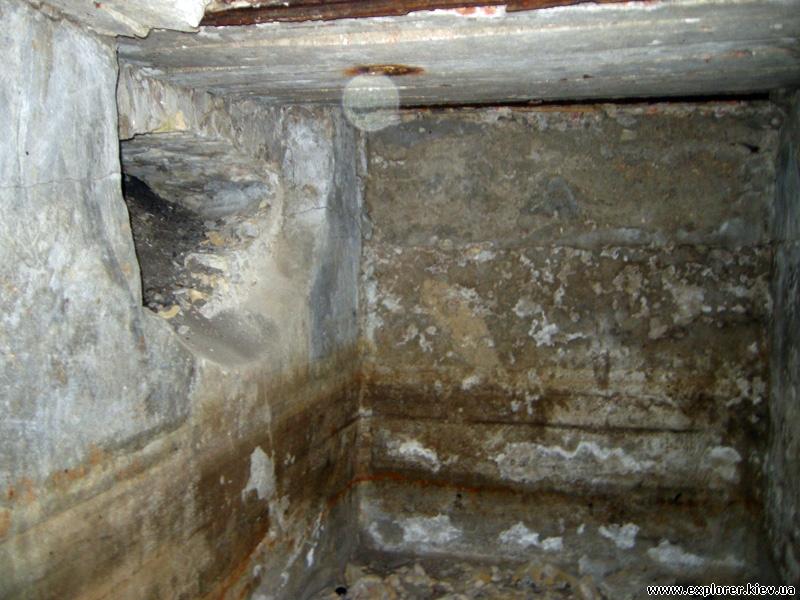 Комната под колодцем