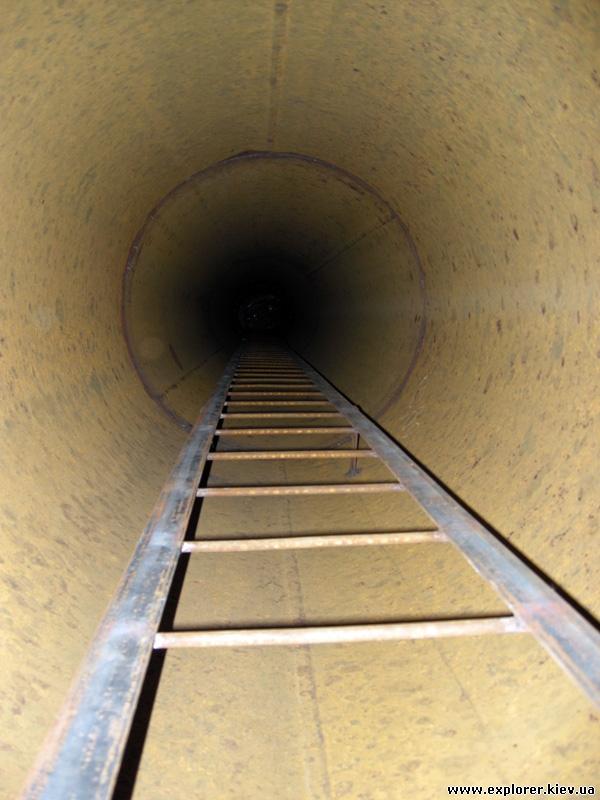 Лестница бигборда