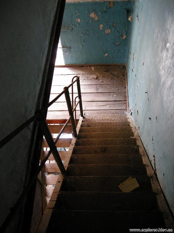 Не поверишь, лестница