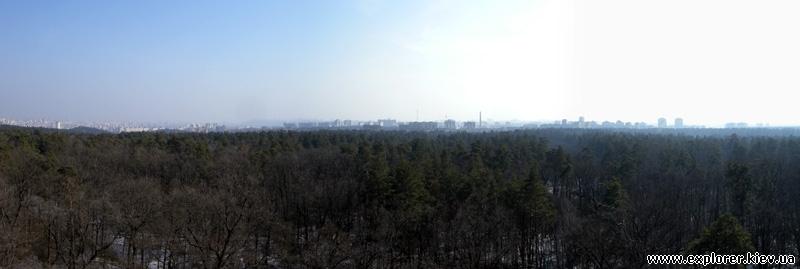 Панорама с каланчи