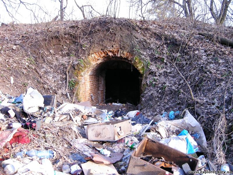 Пещера в Мотовиловке