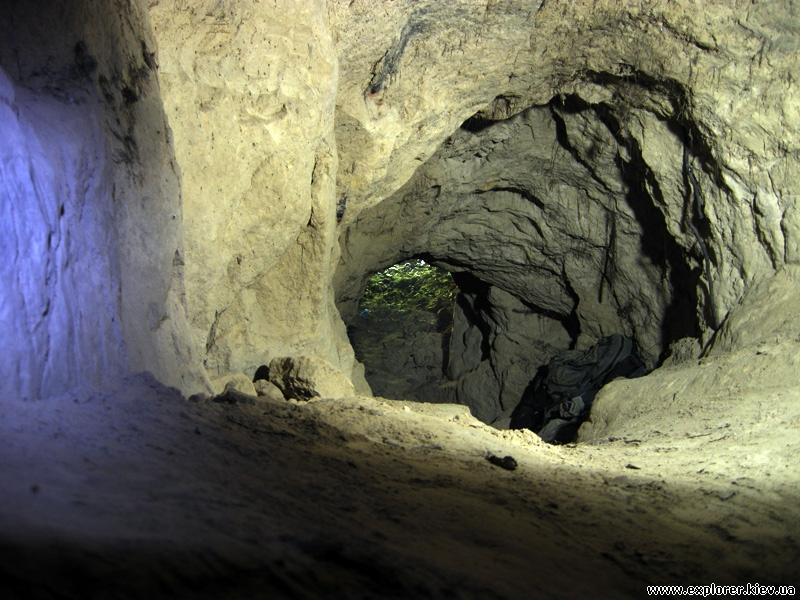 """Пещера """"Геонавт"""""""