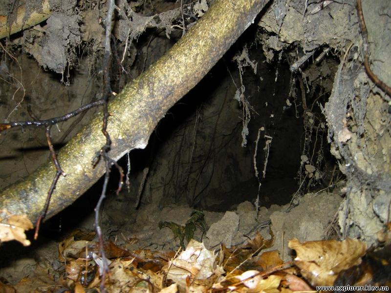 Искуственная пещера