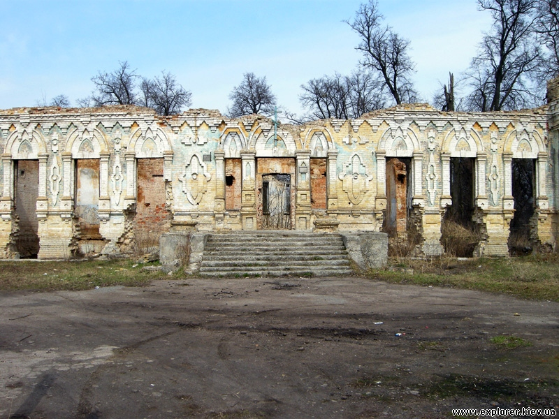 Поместье Воронцова-Дашкова