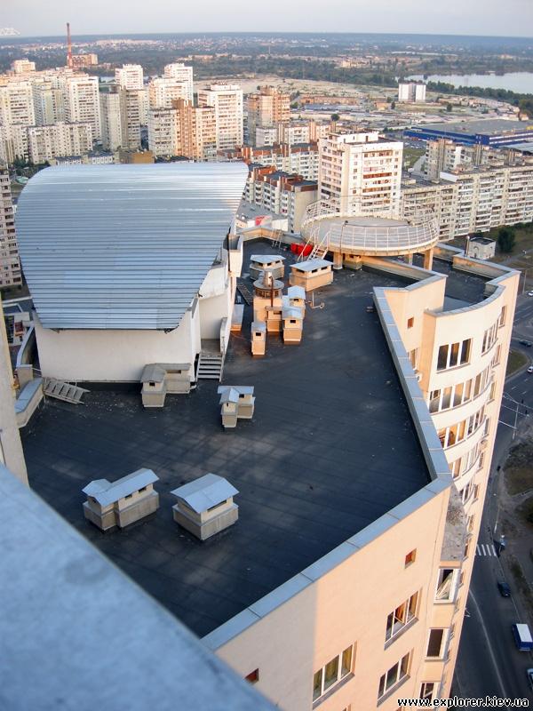 Соседняя крыша