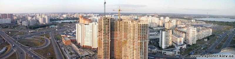 Стройка на ул. Мишуги