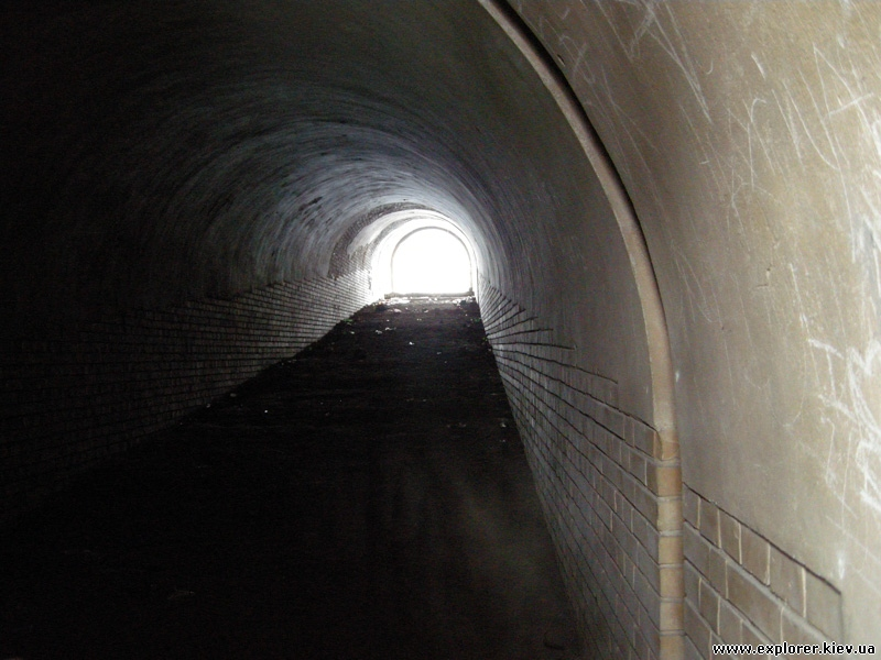 Тоннель на Лысой горе