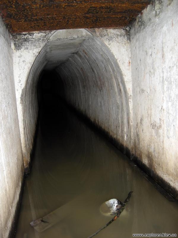 Туннель ДОТа