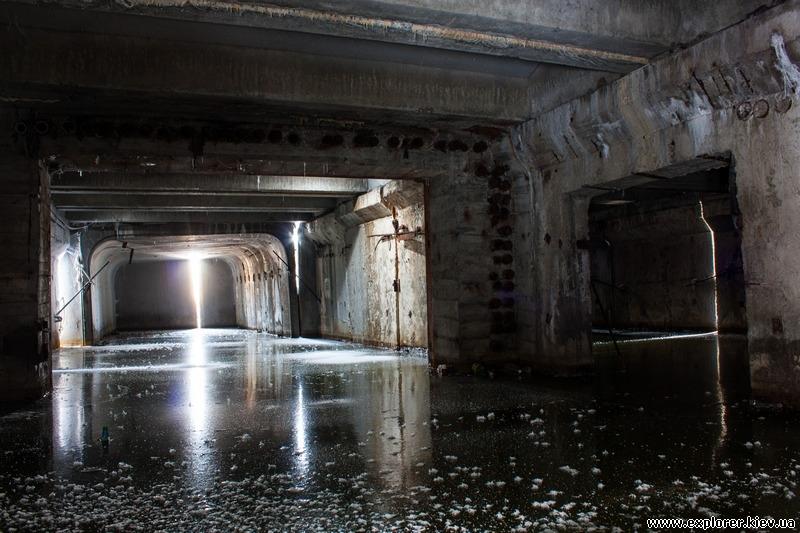 Туннель метро Вырлица