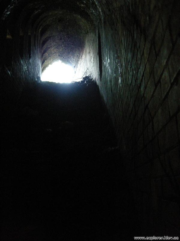 Лестница к выходу