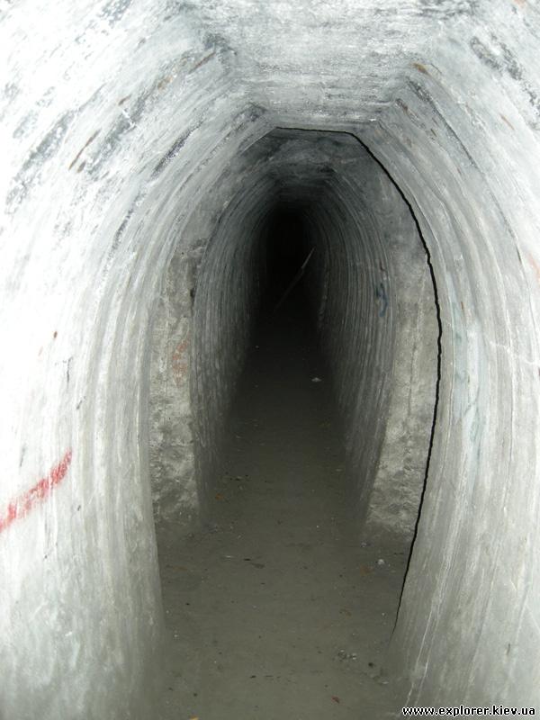 Тунели ДОТа