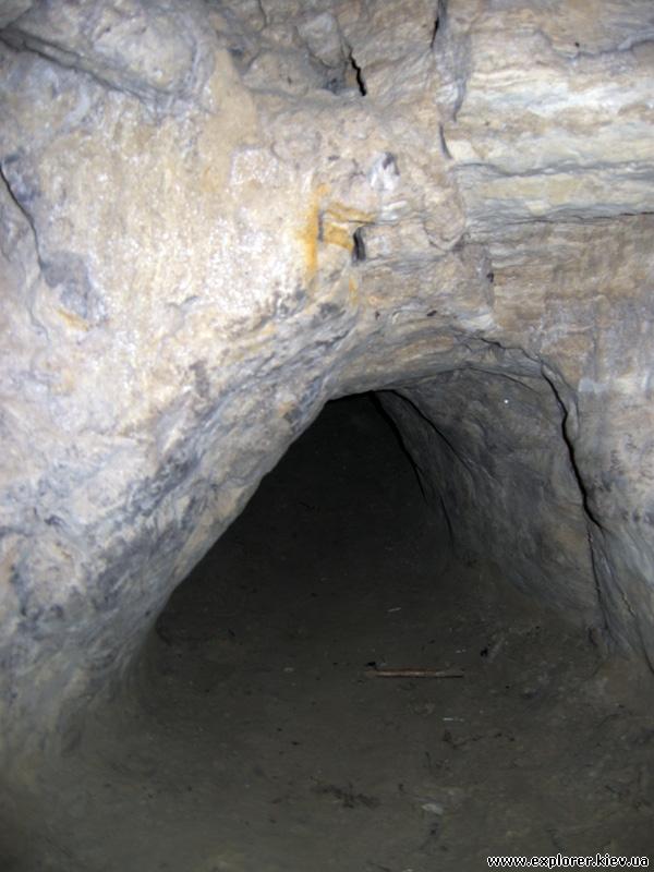 Ход пещеры Геонавт
