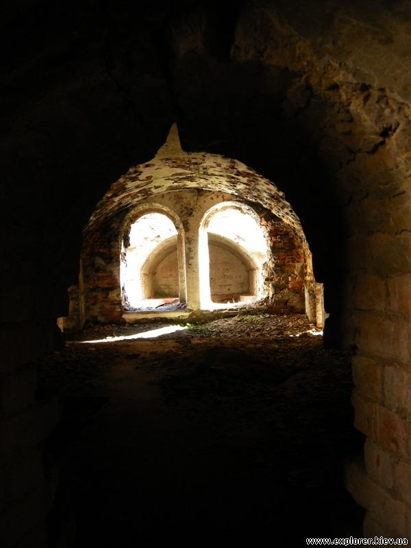 Ходы Тараканового форта
