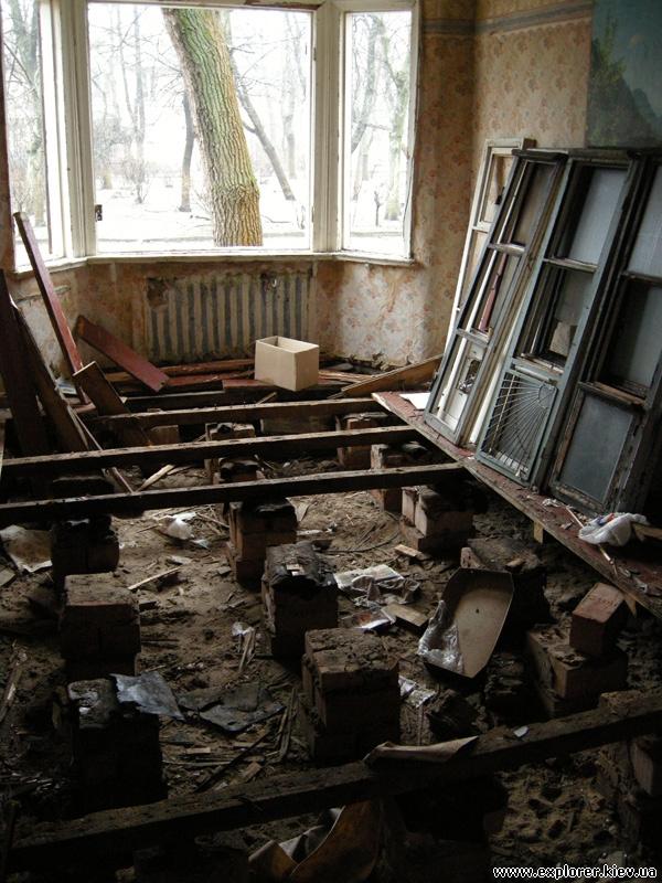 Заброшенная квартира