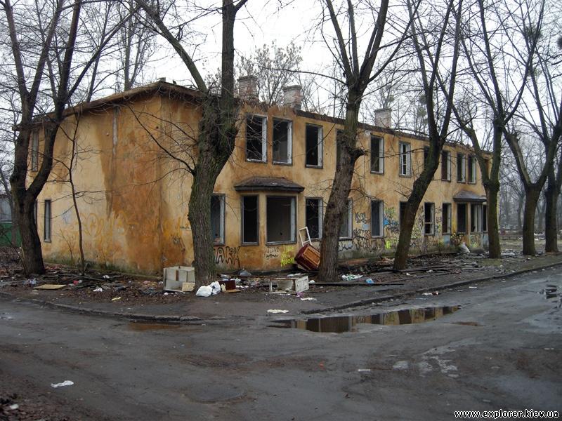 Еще один заброшенный дом