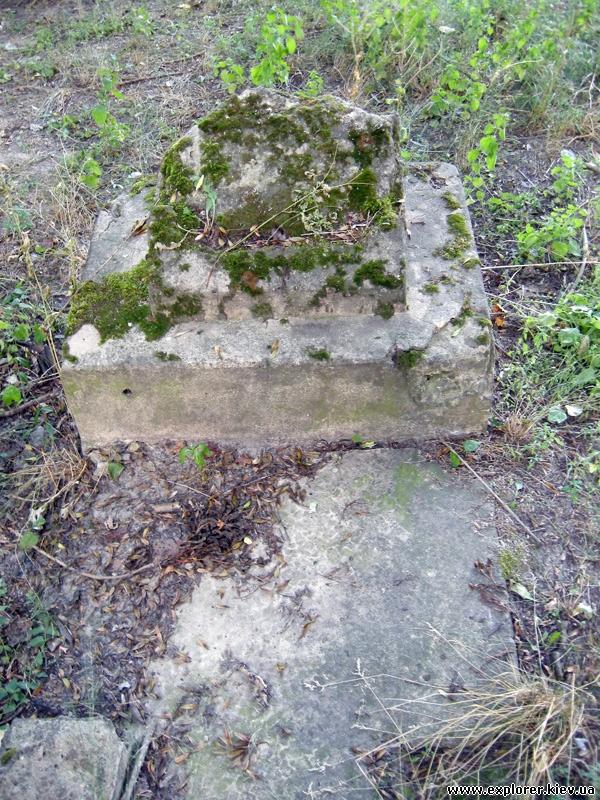 Заброшенное еврейское кладбище